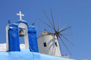 greece-santorini-oia-windmill-with-bell-tower-picture