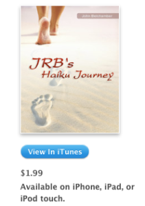 JRB's Haiku Journey iBook