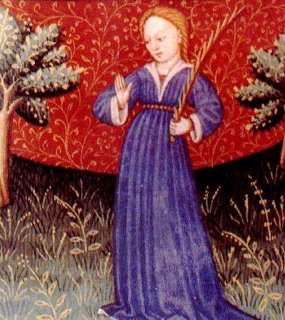 Haiku Carpe Diem #165, Virgo (The Maiden) | JRB's Haiku