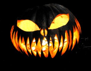31DOH_19_Pumpkin_Grin_by_ScarecrowArtist