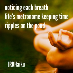 Noticing Each Breath